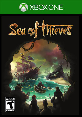 Official Sea of Thieves (Xbox One Download Code)