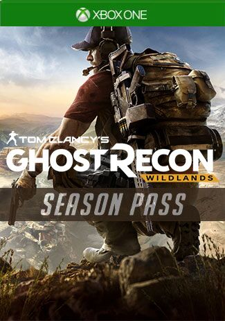 Xbox One Tom Clancy's Ghost Recon Wildlands Season Pass (Xbox One Download Code)