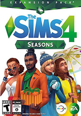 The Sims 4: Seasons (DLC)