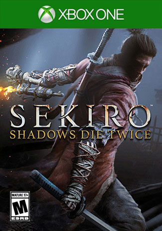 Sekiro: Shadows Die Twice (Xbox One Download Code)