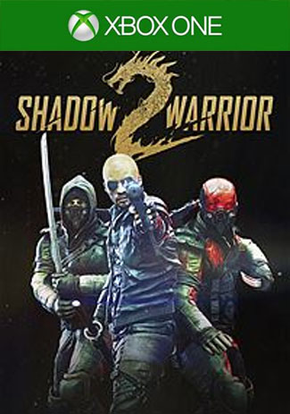 Official Xbox One Shadow Warrior 2 (Xbox One Download Code/EU)