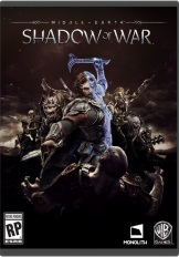Official Middle earth Shadow of War Gold CN (PC)
