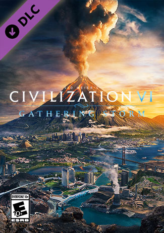 Sid Meier's Civilization VI: Gathering Storm (DLC/EU)