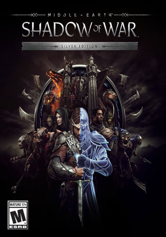 Official Middle-earth: Shadow of War - Silver Edition (PC)