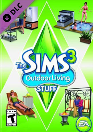 The Sims 3 - Outdoor Living Stuff (DLC)