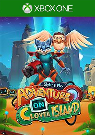 Official Xbox One Skylar Plux Adventure on Clover Island (Xbox One Download Code/EU)