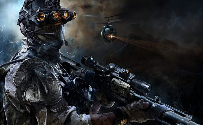 Official Sniper Ghost Warrior 3 (PC)