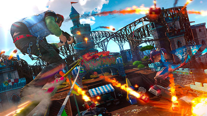 Official Sunset Overdrive (Xbox One Download Code)