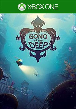 Official XBOX EU Song of the Deep(Xbox One Download Code/EU)
