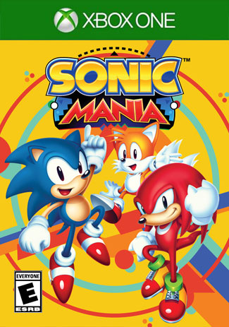Official Sonic Mania (Xbox One Download Code)