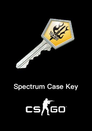 Official CSGO Spectrum Case Key