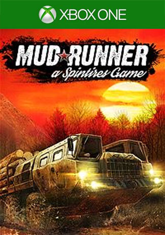 Official Xbox One Spintires MudRunner (Xbox One Download Code/US)