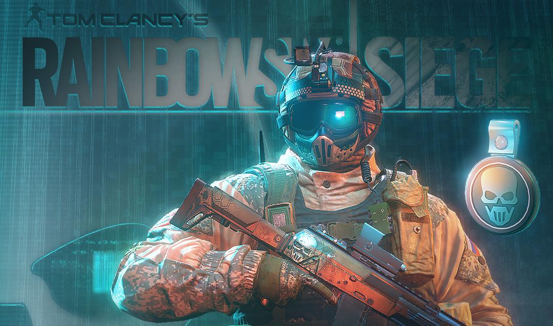 Official Tom Clancy's Rainbow Six Siege: Fuze Ghost Recon Set (DLC)