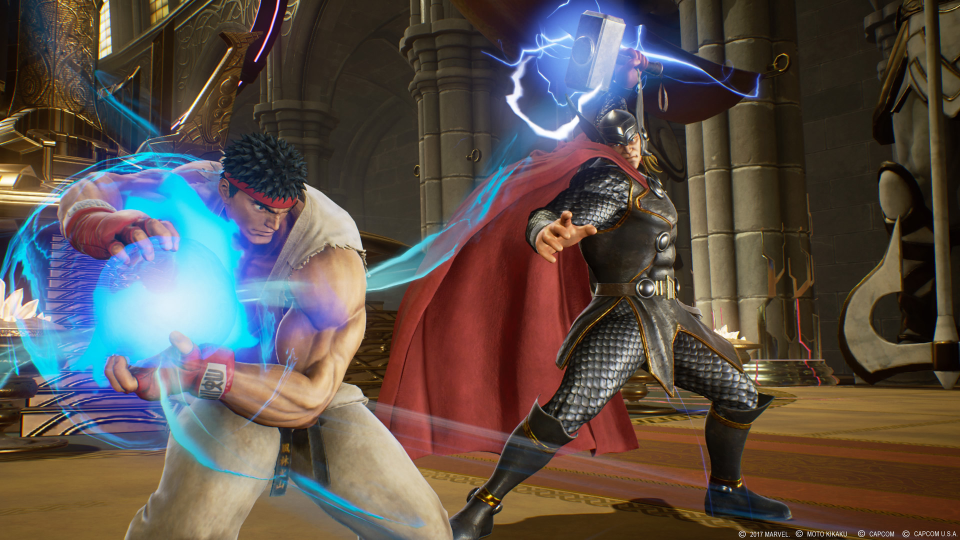 Official Marvel vs. Capcom: Infinite (PC)