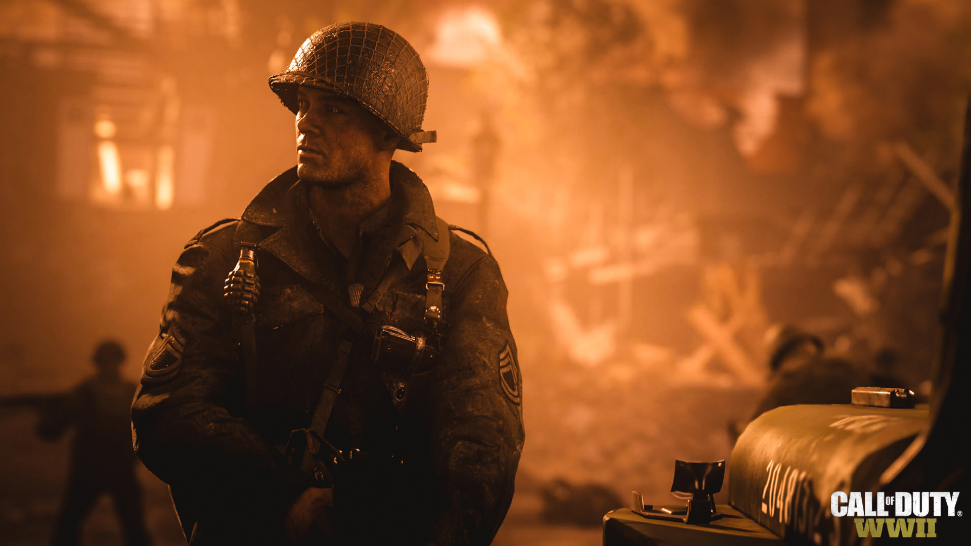 Official Call of Duty: WWII (PC) EU Version