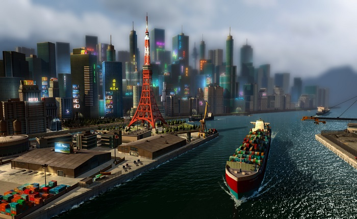 Official TransOcean - The Shipping Company (PC)