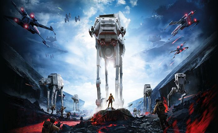 Official Star Wars Battlefront (PC)