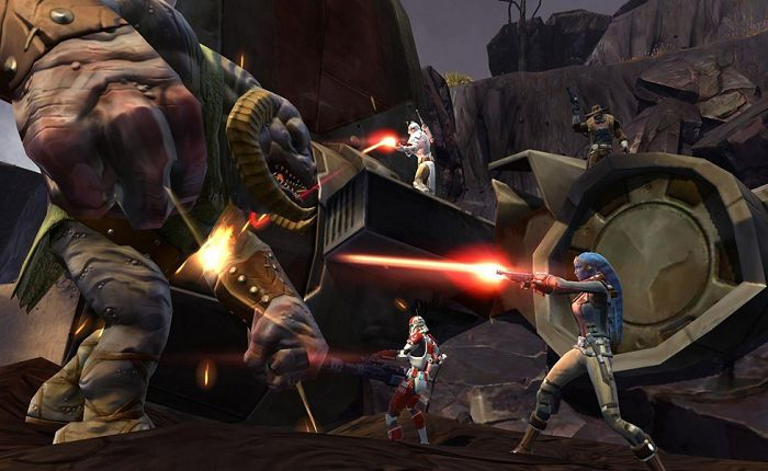 Official Star Wars: The Old Republic - GameCard SWTOR 60 Days - EU