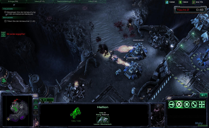 Official StarCraft II: Wings of Liberty EU (PC/Mac)