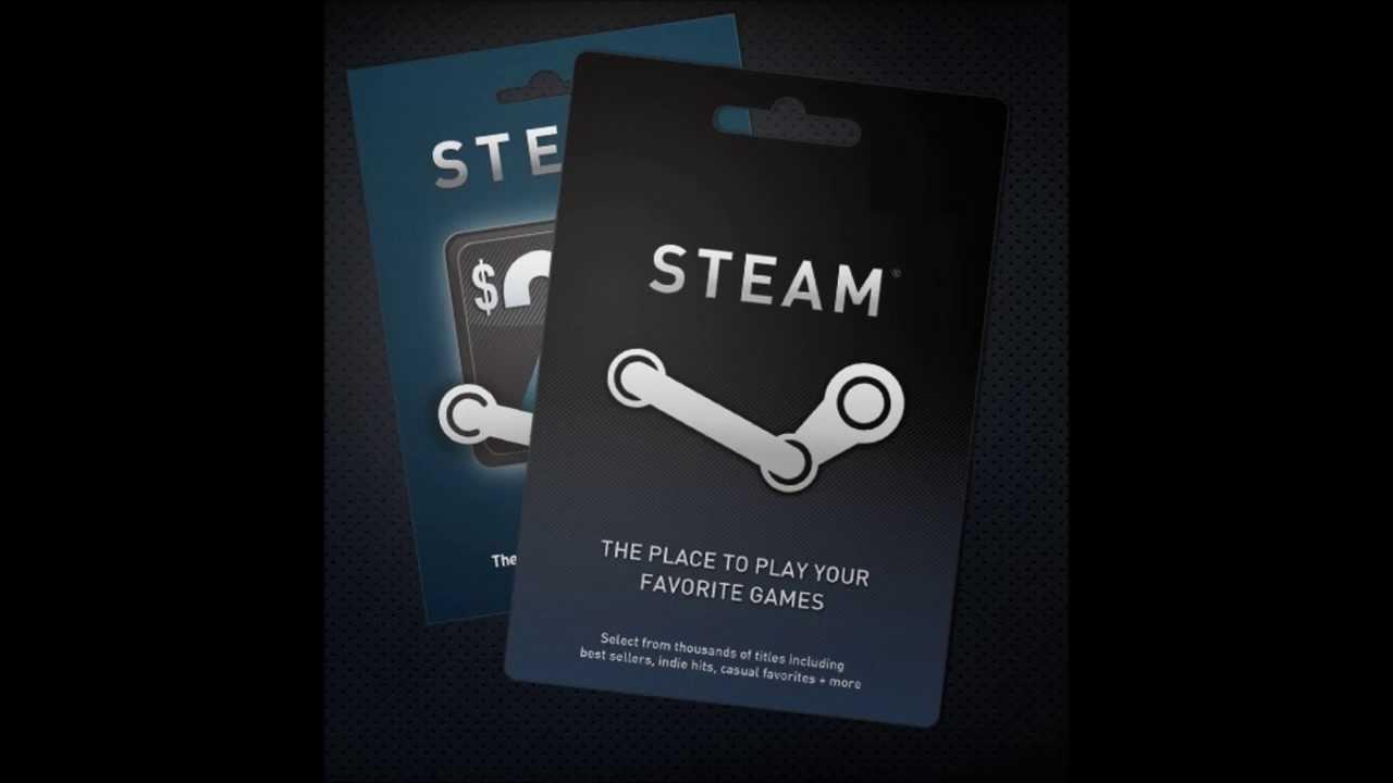 Steam Game Card 20 USD