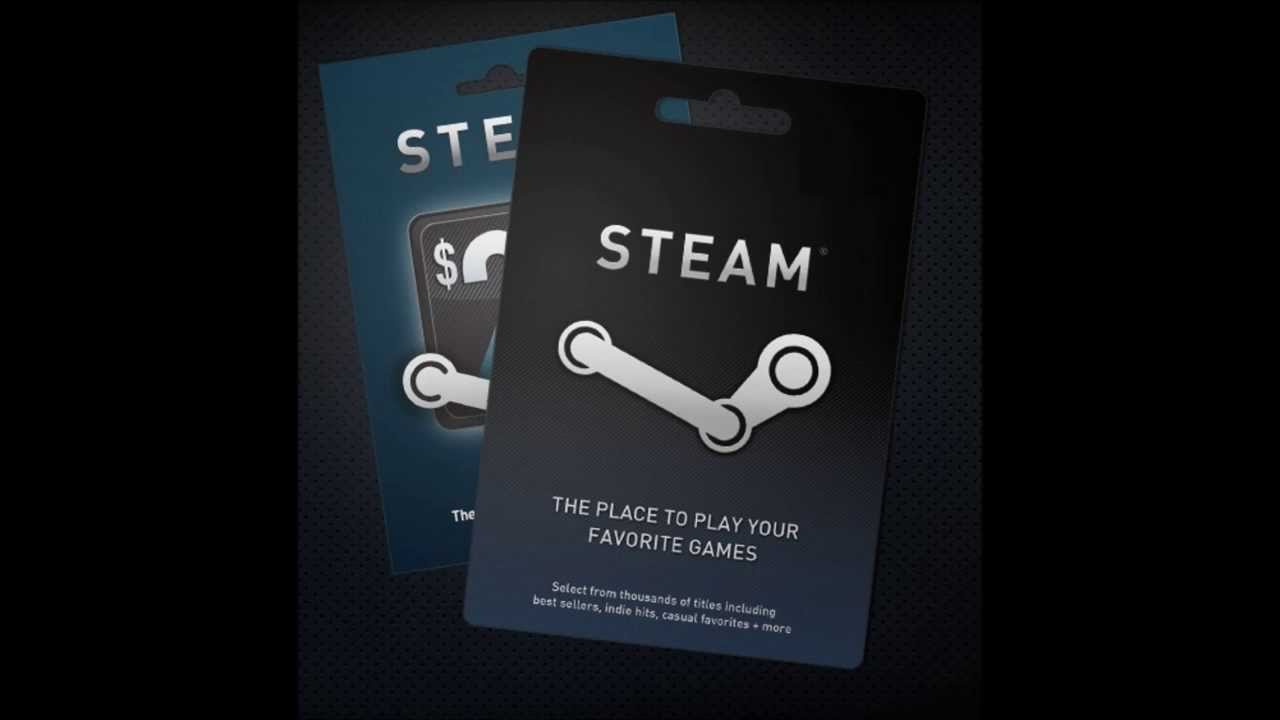 Official Steam Game Card 2 USD