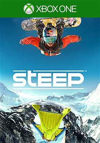 Official Xbox One STEEP (Xbox One Download Code/US)