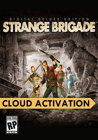 Official Strange Brigade Deluxe Edition (PC/Cloud Activation)