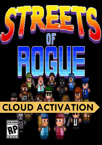 Streets of Rogue (PC/Mac/Cloud Activation)
