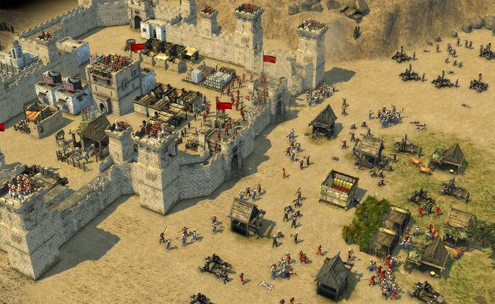 Official Stronghold Crusader II - Gold Edition (PC)