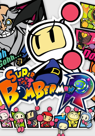 Official Super Bomberman R (PC) EU Version