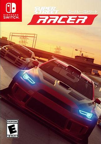 Official Super Street: Racer (Nintendo Switch Download Code/EU)