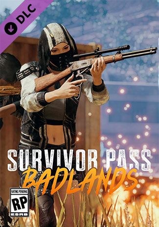 Official Survivor Pass: Badlands (PC)