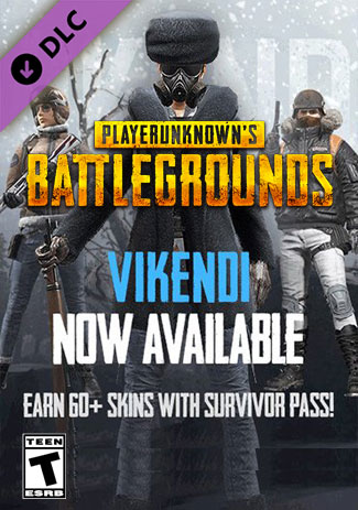 Official Survivor Pass: Vikendi (DLC)