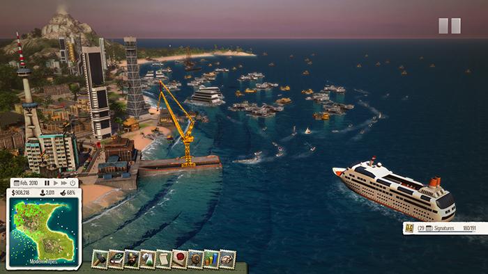 Tropico 5 - Waterborne DLC (PC/Mac/Linux) фото