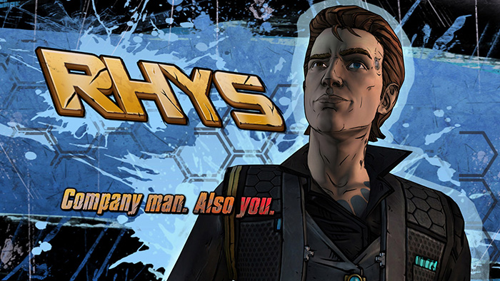 Official Tales from the Borderlands (PC/Mac)