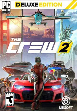 Official The Crew 2 - Deluxe Edition (PC/EU)