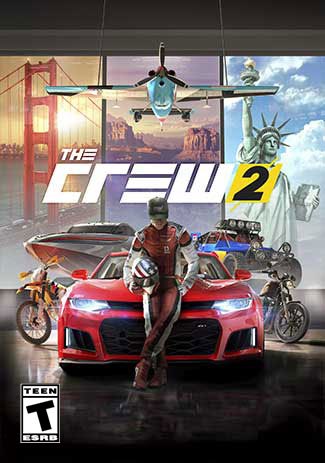 Official The Crew 2 (PC/EU)