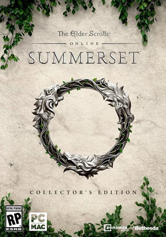 Official The Elder Scrolls Online: Summerset Collector's Edition (PC/Mac)