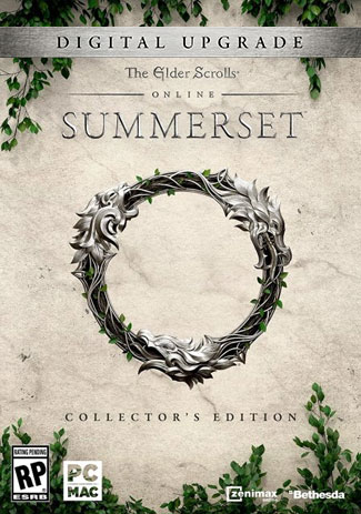 Official The Elder Scrolls Online: Summerset Collectors Edition Upgrade (PC/Mac)