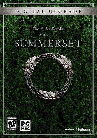 Official The Elder Scrolls Online: Summerset Upgrade (PC/Mac)