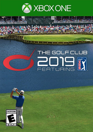 The Golf Club 2019 featuring PGA TOUR (Xbox One Download Code)