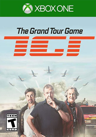 Official The Grand Tour Game (Xbox One Download Code)