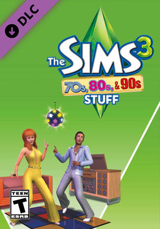 The Sims 3 - 70s, 80s and 90s Stuff (DLC)