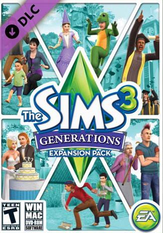 The Sims 3 - Generations (DLC)