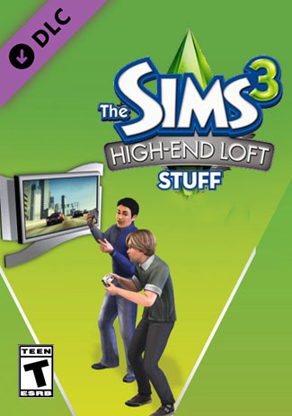 The Sims 3: High-End Loft Stuff (DLC)
