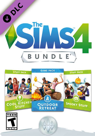 Official The Sims 4 - Bundle Pack 2 (DLC)