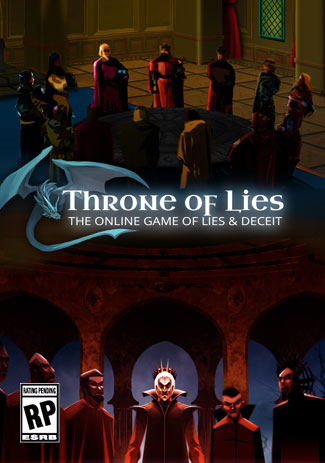Official Throne of Lies The Online Game of Deceit (PC/EU)
