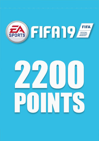FIFA 19 2200 FUT Points (DLC)