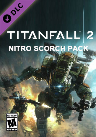 Official Titanfall 2: Nitro Scorch Pack (DLC)