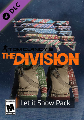 Official Tom Clancy's The Division - Let it Snow Pack (DLC)